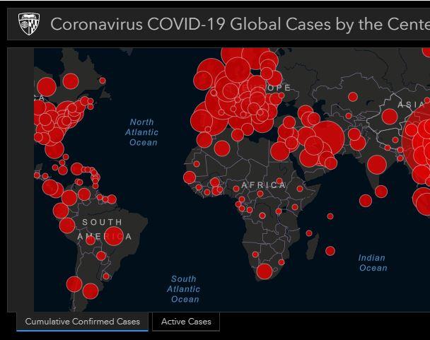 Pandemia COVID-19. Koronawirus SARS-COV-2 w Polsce i na świecie – aktualna sytuacja i zalecenia [16.03] Koronawirus MAPA [LIVE]