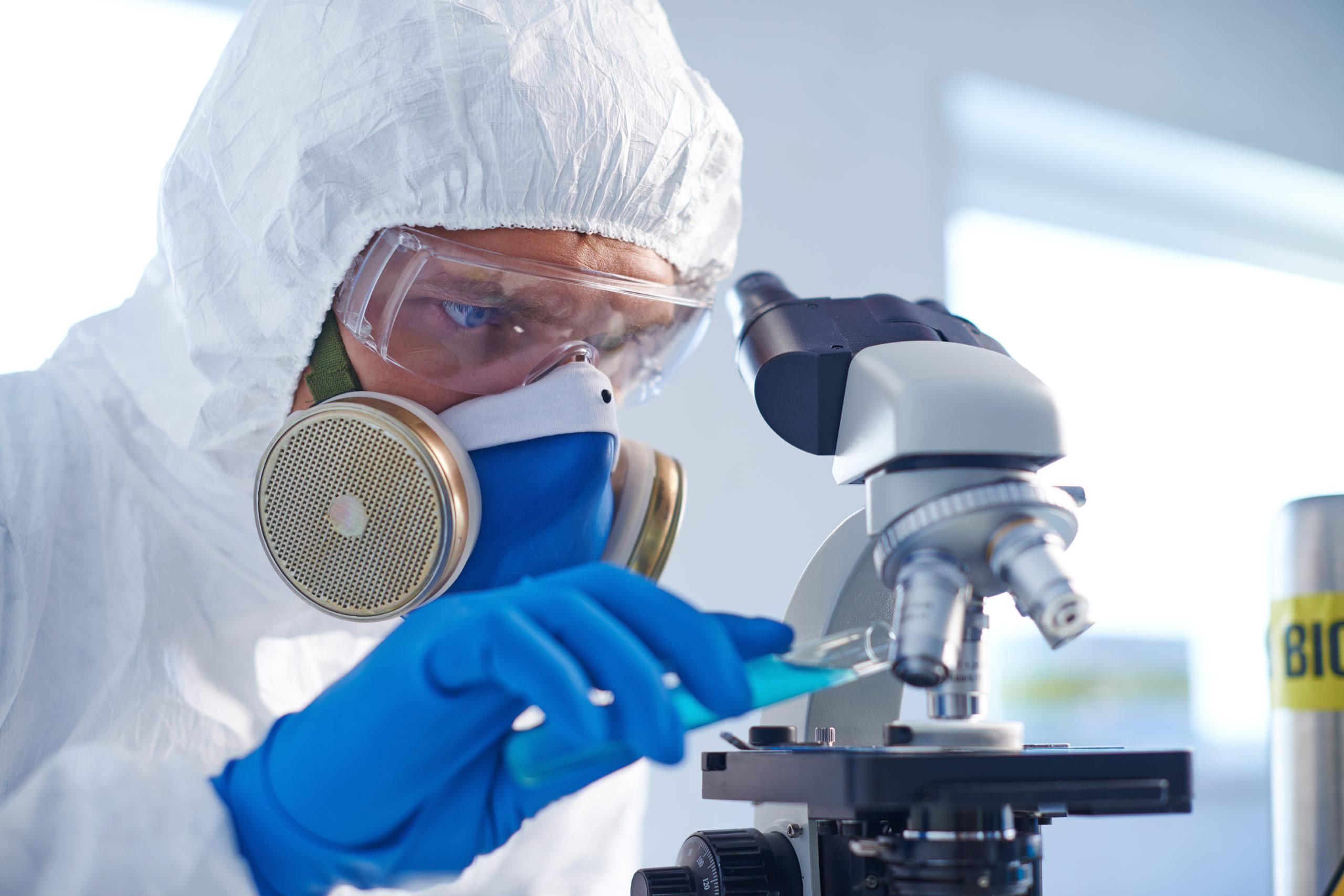 Naukowcy dementują: koronawirus nie pochodzi z laboratorium. Uczeni przewidzieli epidemię